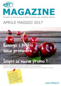 copertina elfimagazine aprile 2017 per newsletter